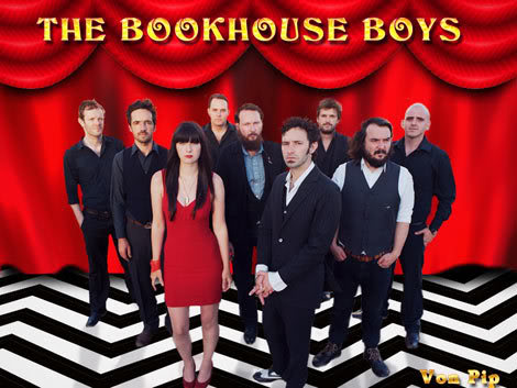 The Bookhouse Boys Interview By Andy Von Pip