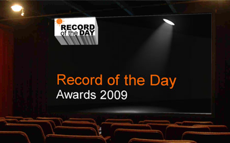 Record Of The Day Awards