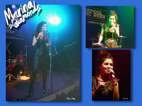 Marina And The Diamonds Live