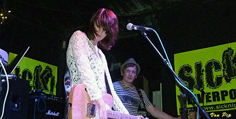 Polly Mackey And The Pleasure Principle-Debut EP