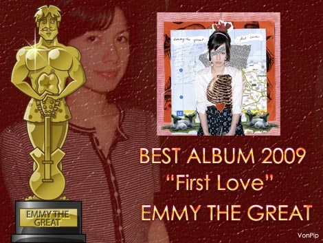 "Album Of 2009-Emmy The Great-""First Love"""