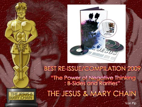 Compliation Of The Year 2009 -The Jesus And Mary Chain