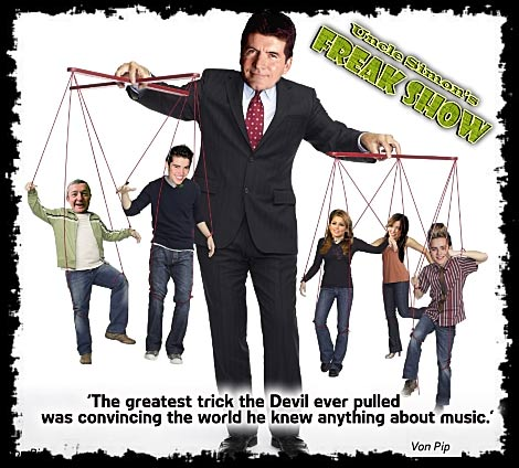 The Carnival Of Fools - Simon Cowell