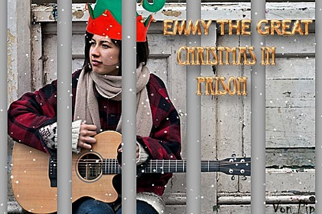 "Emmy The Great- ""Christmas In Prison"""
