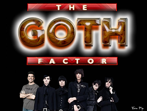 The Goth Factor-shite Is the new cool