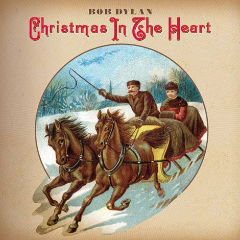 "Bob Dylan ""Christmas In The Heart"""