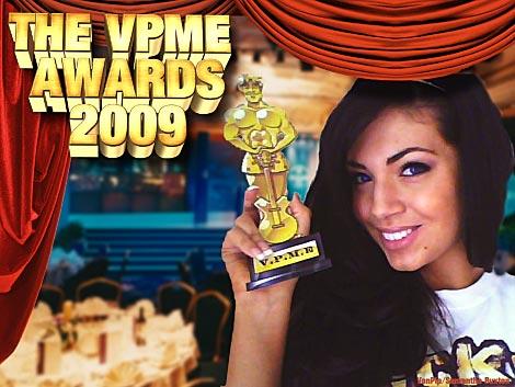 The VPME AWARDS 2009