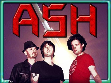 "ASH -""Space Shot """