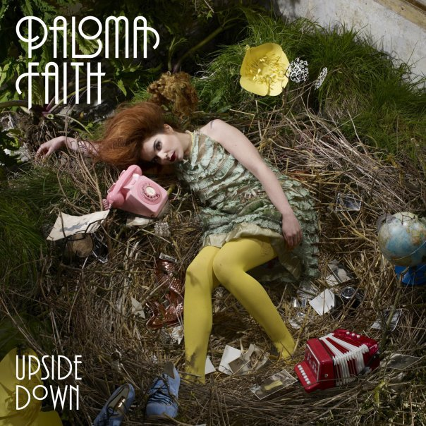 Paloma Faith Upside Down Art Work