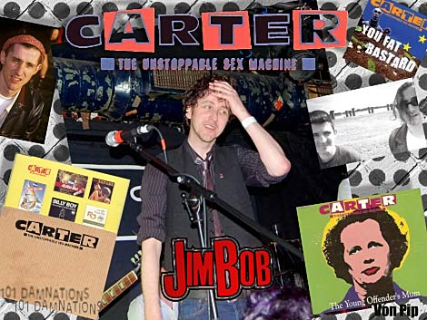 Jim Bob Carter USM