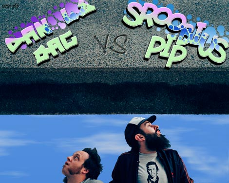 Dan Le Sac Vs Scroobius Pip Interview 2010