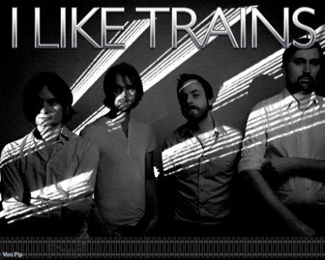I Like Trains 2010 Interview