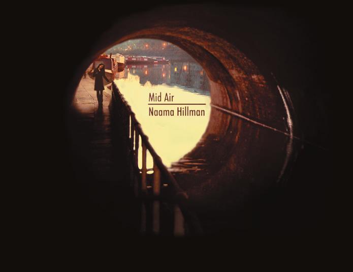 Naama Hillman -Mid Air Album Cover