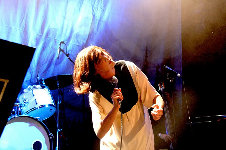 Sarah Blasko Live Photo By Catshoe