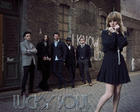 Lucky Soul -Album Launch 2010