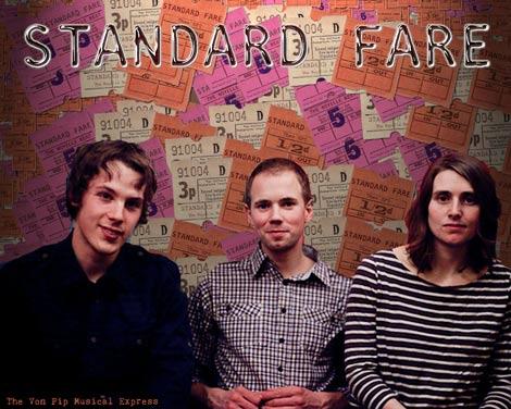 Standard Fare Interview 2010