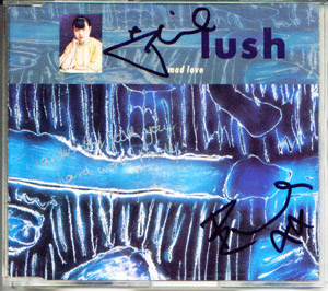 Mad Love by Lush- Signed