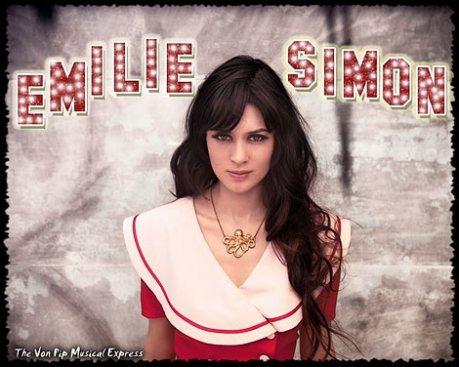Emilie Simon Interview 2010- The Von Pip Musical Express