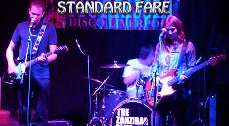 Standard Fare Live Liverpool