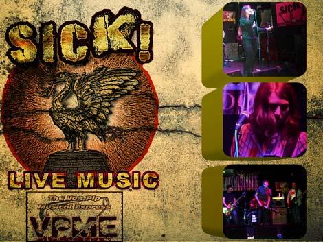 Sick Music Liverpool