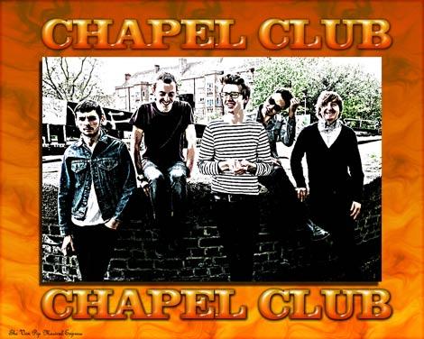 Chapel Club Interview 2010