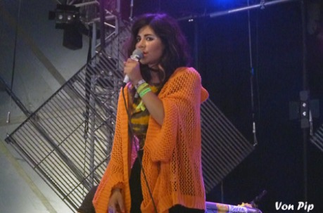 Marina And The Diamonds -Glastonbury 2010