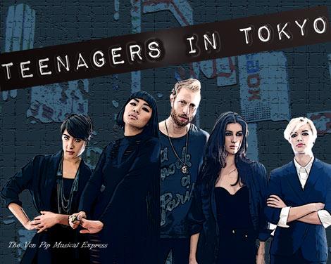 Teenagers In Tokyo Interview 2010
