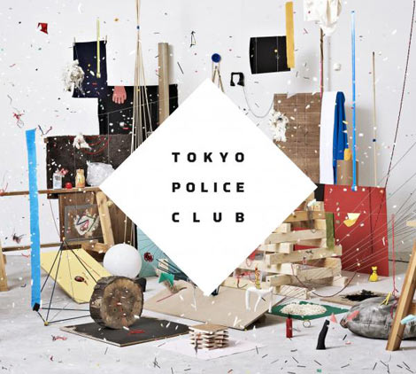 Tokyo Police Club -Champ Review