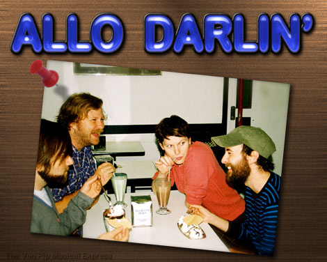 Allo Darlin' Interview 2010