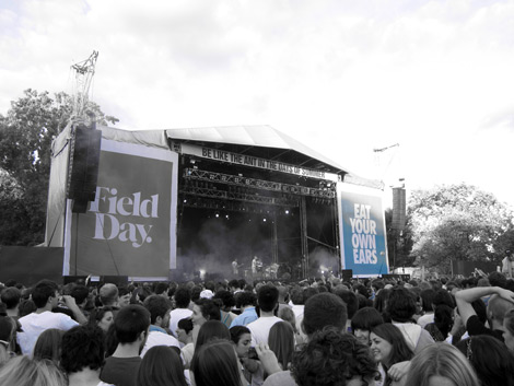 Caribou-Field Day 2010