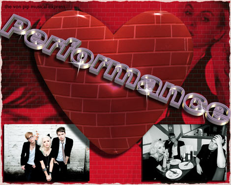 Performance-Red Brick Heart -interview