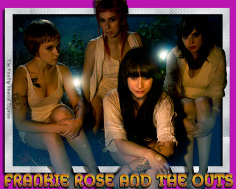 Frankie Rose And The Outs-Interview 2010