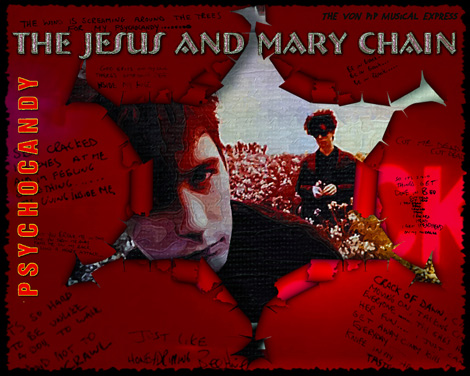 The Jesus And Mary Chain -Psychocandy -Jim Reid Interview 2010