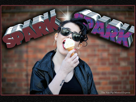 Spark- Interview 2010- The Von Pip Musical Express