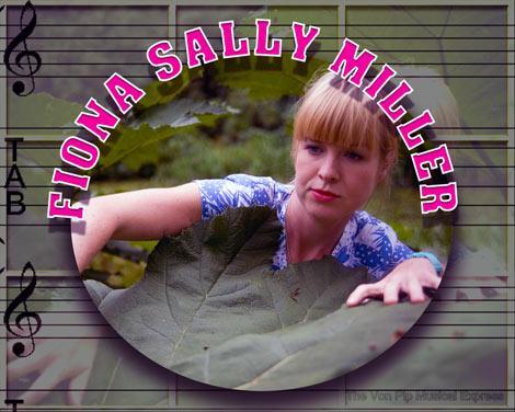 Fiona Sally Miller Interview