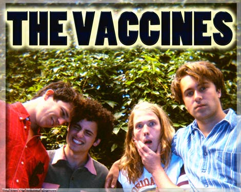 The Vaccines Interview The VPME 2010