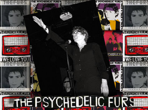 The Psychedelic Furs -Live Manchester 2010