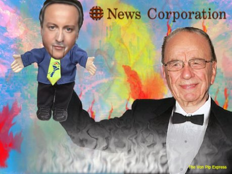 Cameron And Murdoch  THE VPME