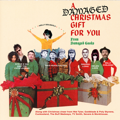 A Damaged Christmas Gift For You
