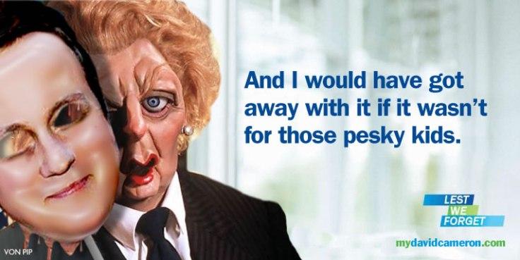 David Cameron Von Pip
