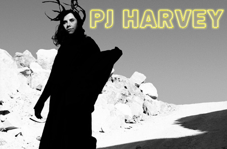 PJ HARVEY Let England Shake