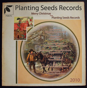 Planting Seeds Records Christmas 2010 Free EP