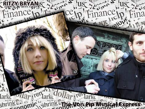 Ritzy Bryan- The Joy Formidable THE VPME- Review Of The Year 2010