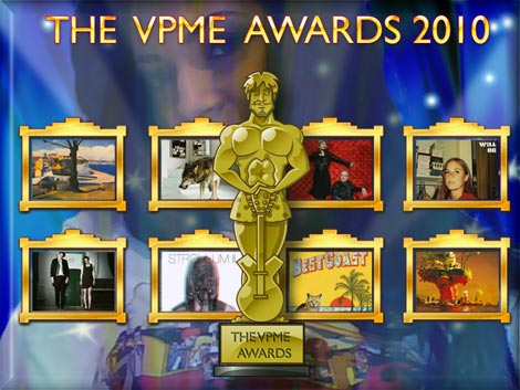 The Von Pip Musical Express Awards 2010