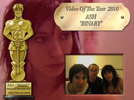 THE VPME VIDEO OF THE YEAR - ASH- BINARY
