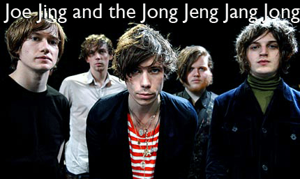 Joe Lean And The Jing Jang Jong- Saviours Of Indie??- erm well, no, actually