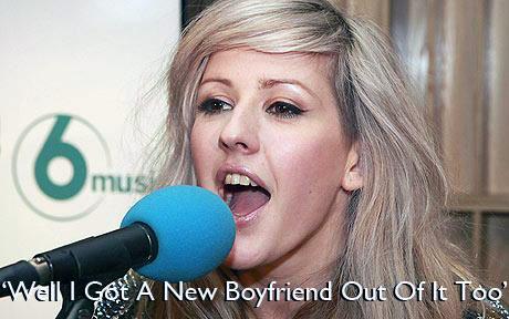 Elllie Goulding Boyfriend