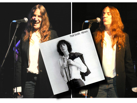 Patti Smith -Live London 2010