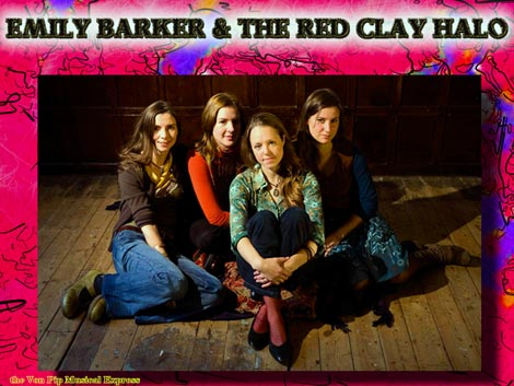 Emily Barker And The Red Clay Halo Von Pip