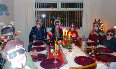 Xmas With The Von Pips